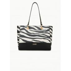 Shopping Bag Liu Jo Zebrata A69095E0329Y9125